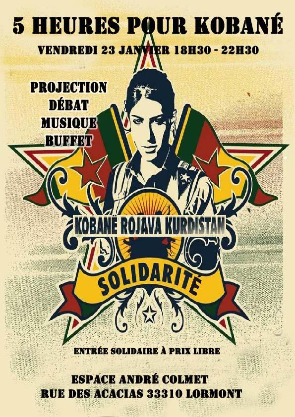 Solidairté Kobané